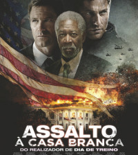 POSTER CINEMA assalto a casa branca2