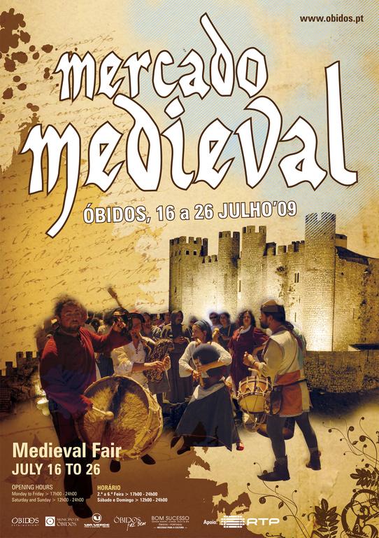 mercado medieval_cartaz