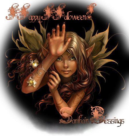 FairyHappyHalloweenSamhainBlessings