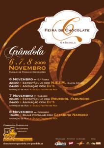 Feira de Chocolate - Programa de Animacao
