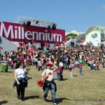 Vista do Stand do Millennium