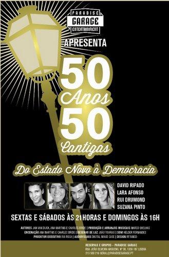 1-Cartaz_ 50 Anos -50 Cantigas