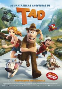 1-Fantasticas Aventuras de Tad