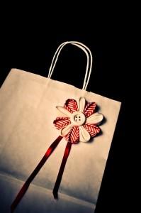 Uma florista em casa
