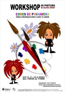 Workshop de Pintura