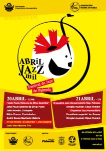Abril Jazz Mil