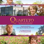 POSTER CINEMA quarteto