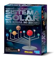 sistema solar 4m
