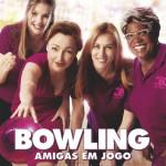 POSTER bowling amigas em jogo