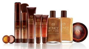 linha Honey Bronze 2013