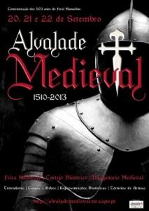 Alvalade_Medieval_Cartaz2