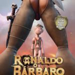 Ronaldo_O Barbaro Poster
