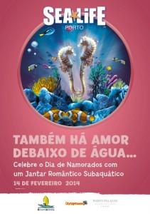 Cartaz Dia dos Namorados