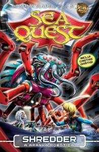 Capa Sea Quest 5