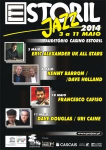 Cartaz Estoril Jazz 2014
