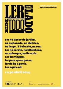 cartazLER2014