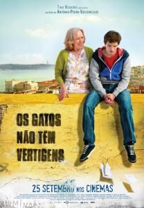 OsGatosNaoTemVertigens - Poster