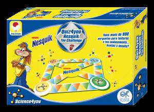 3D Nesquik Quiz4you Challenge