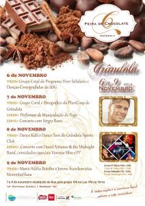chocolate 2 k