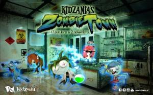 Zombie Town_KidZania_Halloween 2014