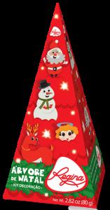 Arvore de Natal Regina