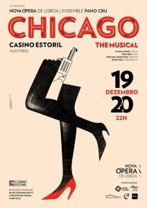 Casino Estoril acolhe Chicago