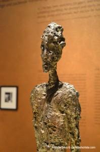 Exposição Giacometti