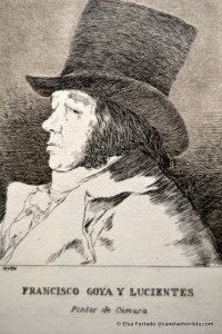 Francisco Goya y Lucientes, Pintor