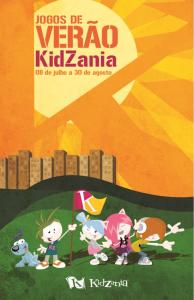 Cartaz KidZania