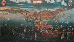 Vista Lx_Weilburg Foto.Renate J.Deckers-Matzko_Einzug Phillipp III in Lissabon 1613