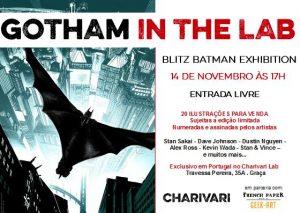 flyer batman