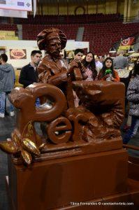 Chocolate em Lisboa