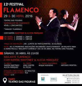 Programa Festival Flamenco Faro