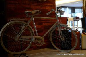 Bicicleta - Novotel