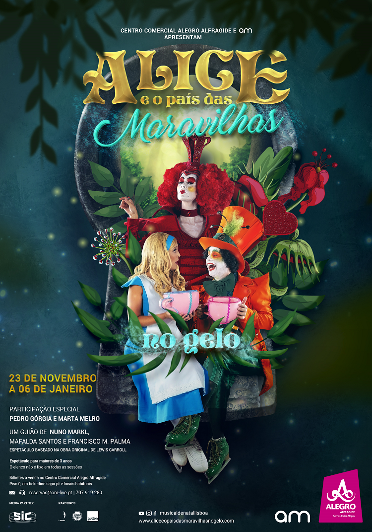 Alice Nos Pais Das Maravilhas Filme Online alice no país das maravilhas! no gelo chega ao alegro de