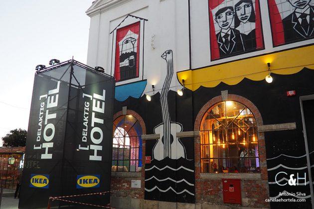 Delaktig Hotel