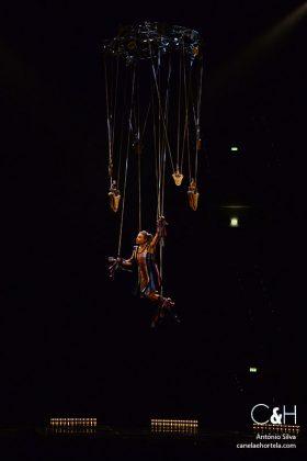 Corteo do Cirque Du Soleil